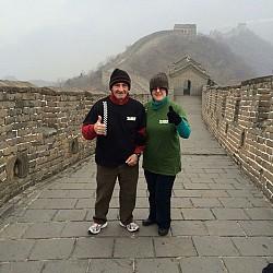 Vagos Permanentes - Muralla China