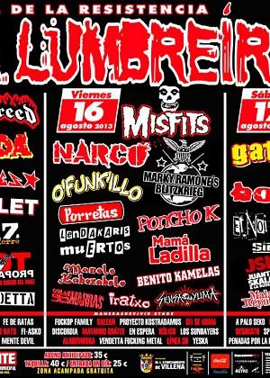Aupa Lumbreiras 2013