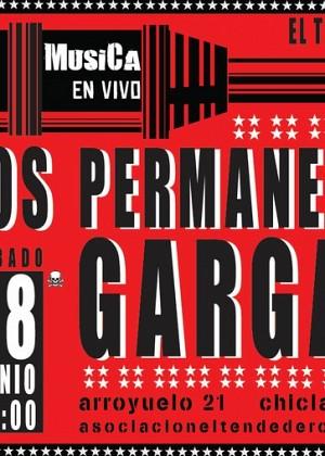Vagos Permanentes + Gargajo