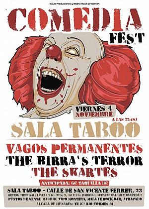 I Comedia Fest