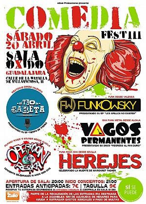 Comedia Fest III