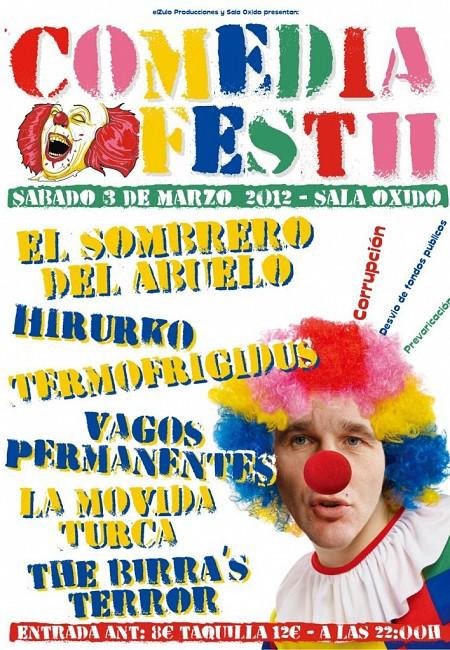 II Comedia Fest 2012