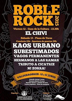 Festival Roblerock