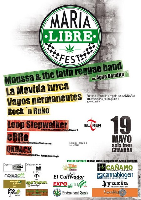 María Libre Fest