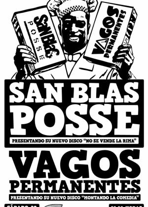 Vagos Permanentes +  San Blas Posse
