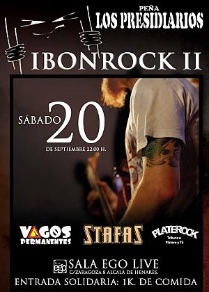 IBONROCK II | FESTIVAL BENÉFICO