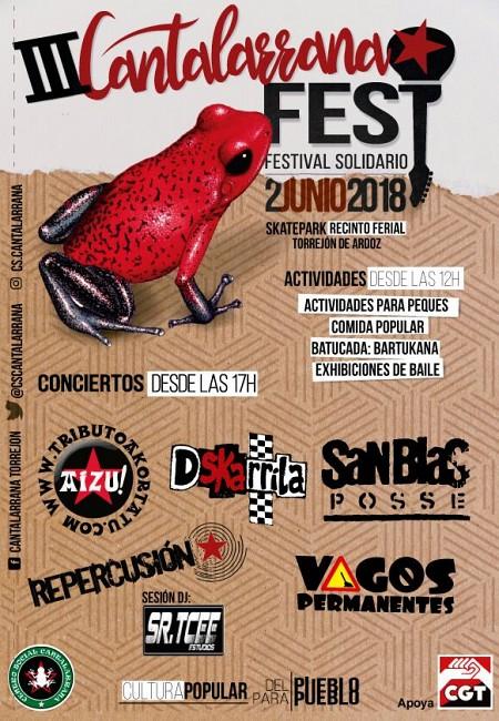 III Cantalarrana Fest
