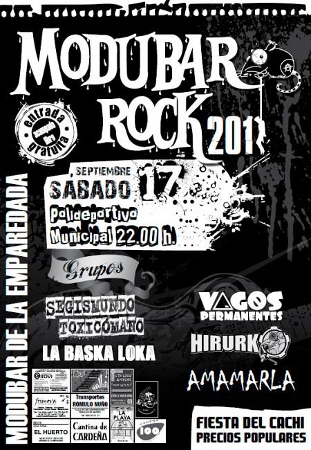Modubar Rock 2011