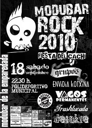 Modubar Rock 2010