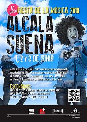 Alcala Suena 2018