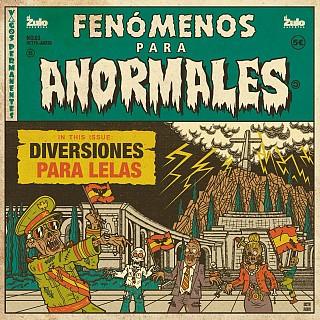 Pre Order - Fenómenos Para Anormales Vol. 3 - Diversiones para Lel@s