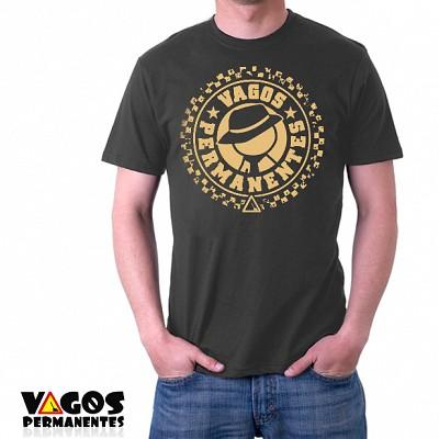 Camiseta Logo Circular